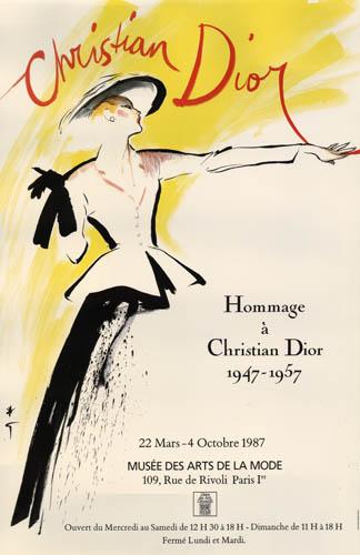 Christian Dior - Hommage a Christian Dior