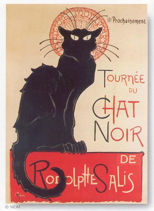 Tournee Du Chat Noir (Large)