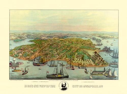 Annapolis: 1864