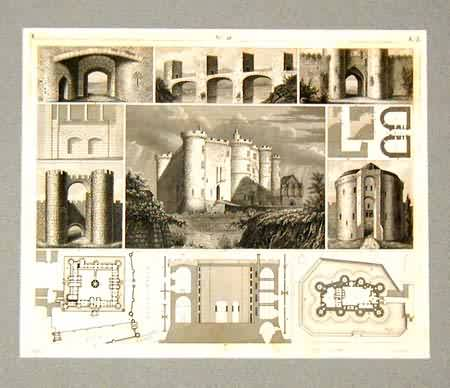 Architectural Features of Castles