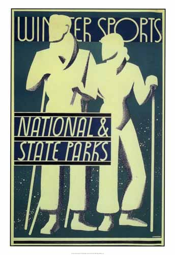 Winter Sports National & State Parks
