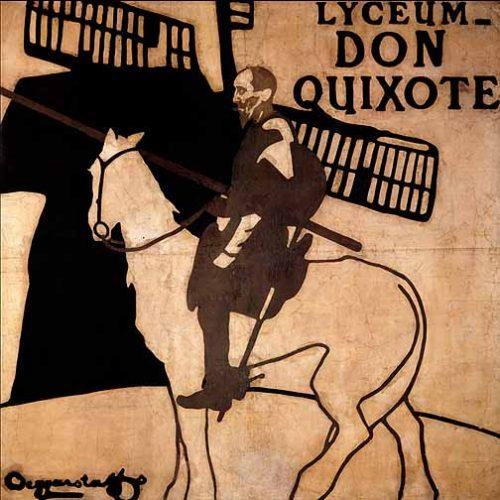Lyceum - Don Quixote