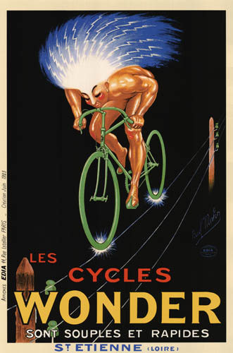 Les Cycles Wonder