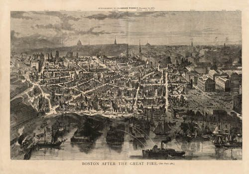 Boston after the Great Fire