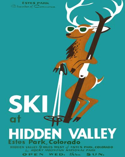 Ski at Hidden Valley