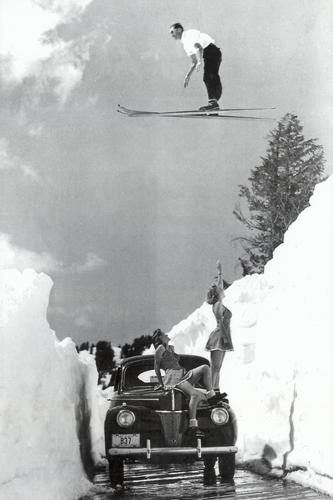 Ski Jump Girls