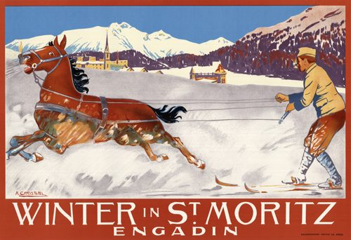 Winter In St. Moritz - Engadin