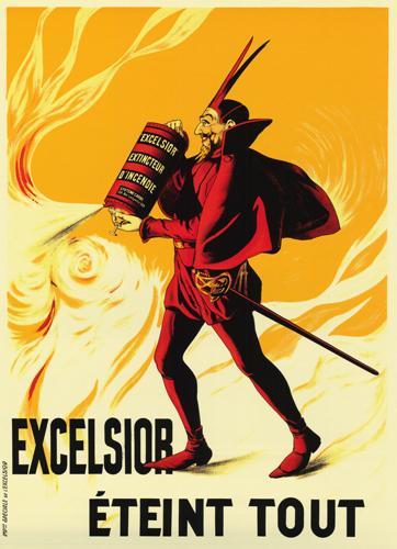 Excelsior Eteint Tout