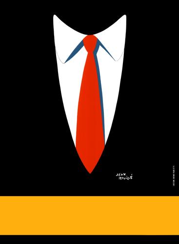 Jean Rouille - Le Cravate - Suit & Tie