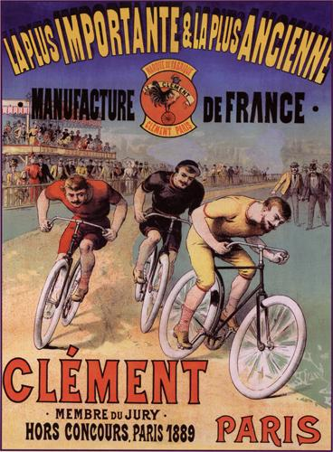 Clement Cycling