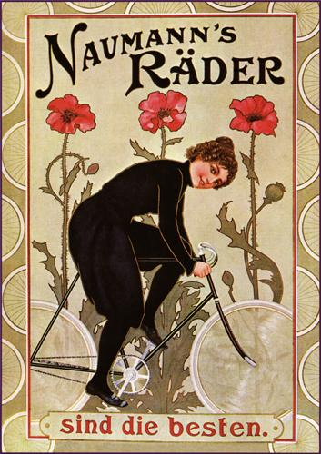 Naumann's Rader Bicycles