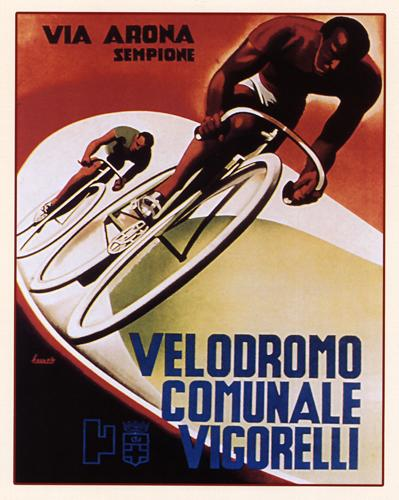 Velodromo Comunale Vigorelli Cycling Competition