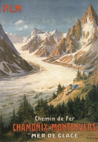 Chamonix - Montenvers -