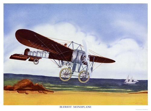Bleriot Monoplane