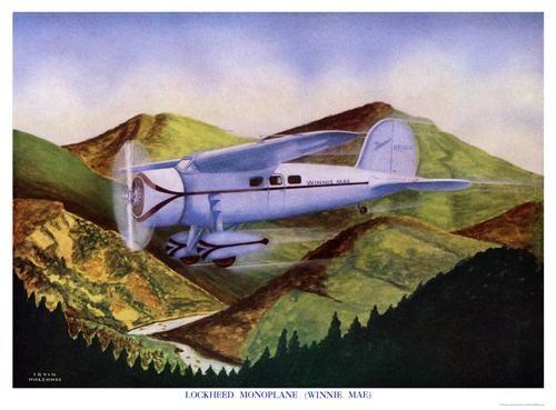 Lockheed Monoplane (Winnie Mae)