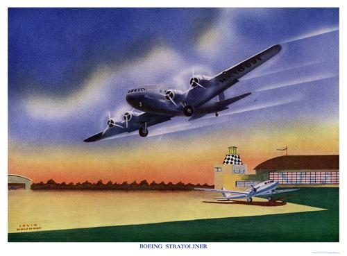 Boeing Stratoliner