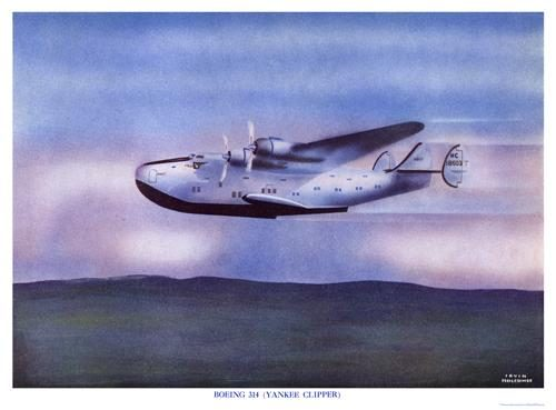 Boeing 314 (Yankee Clipper)