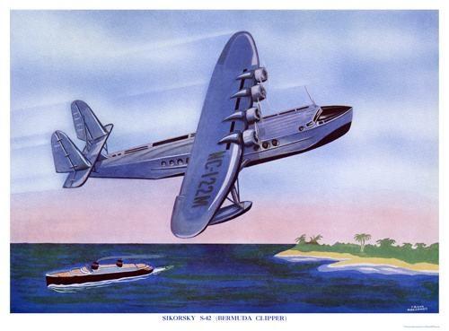 Sikorsky S-42 (Bermuda Clipper)