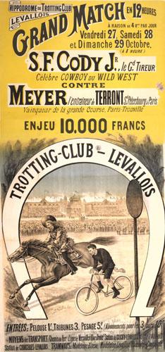 Hippodrome du Trotting Club Levallois
