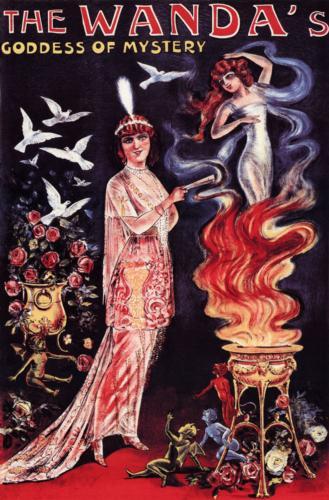 Goddess of Mystery