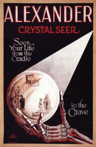 Alexander Crystal Seer : Sees Your Life from the Cradle to the Grave