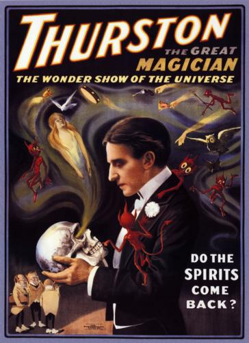 Thurston : the Great Magician : the Wonder Show of the Universe