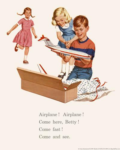 Airplane! Airplane!