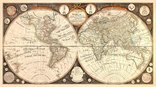 A New Map of the World