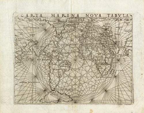 Carta Marina Nova Tabula