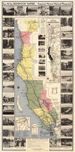 See All the REDWOOD EMPIRE