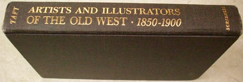 Artists & Illustrators of the Old West 1850-1900