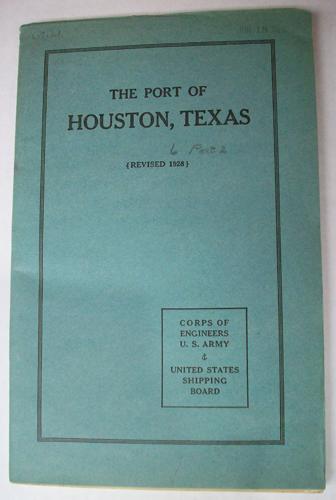 The Port of Houston Texas
