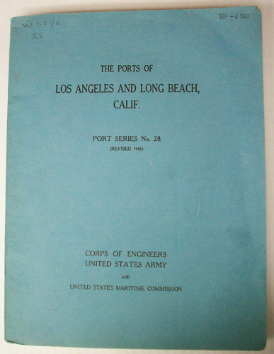 The Ports of Los Angeles and Long Beach
