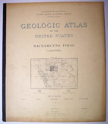 Geologic Atlas of the United States
