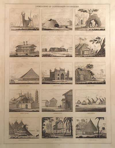 Dwellings of Different Countries