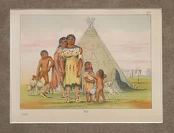 Camanche(Comanche) Family Group