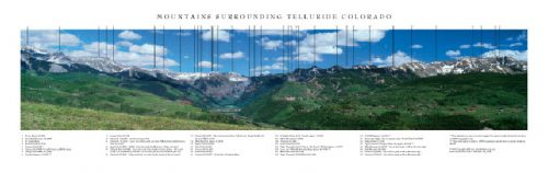 Mountains Surrounding Telluride