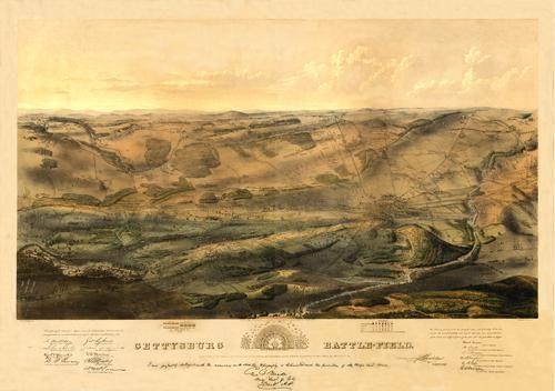 Gettysburg Battle-Field