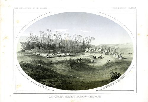 Cantonment Stevens