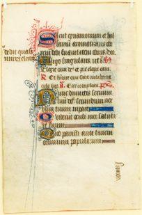 Manuscript Maps