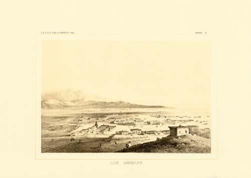 Los Angeles: 1853