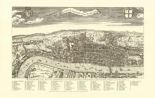 A View of London: 1560