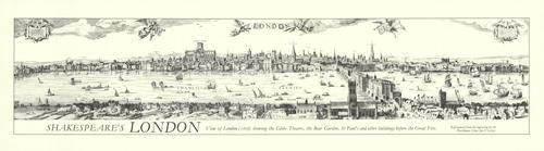 Shakespeare's London  - 1616