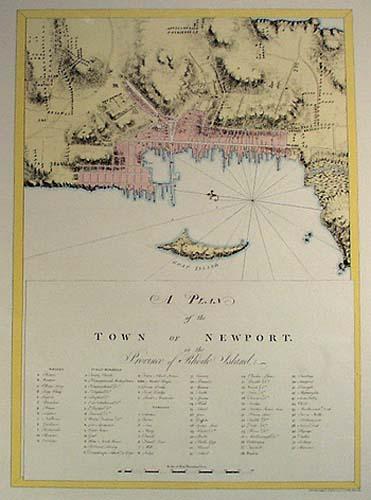 Newport: 1776