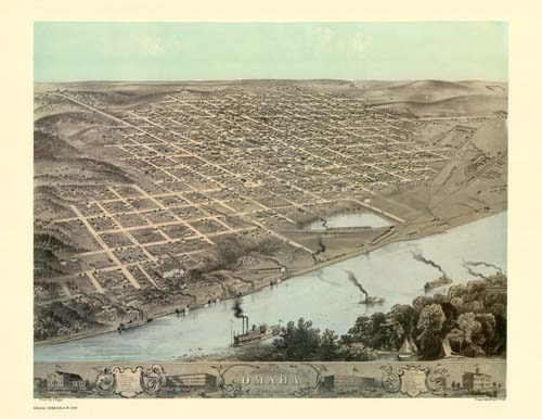 Omaha: 1868