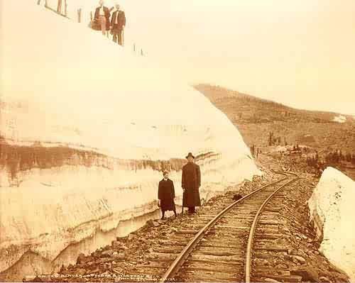 On the Denver-Boulder & Western Railway