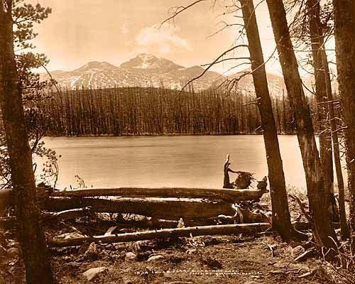 Bierstadt lake - Longs Peak