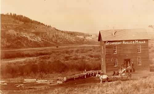 Steamboat Roller Mill