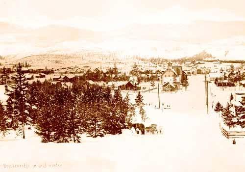Breckenridge - Snow