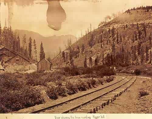 Breckenridge - Train